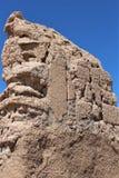 Den stora casaen fördärvar den nationella monumentet Arizona arkivbild