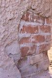 Den stora casaen fördärvar den nationella monumentet Arizona royaltyfria bilder