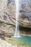 Den stora Dragon Waterfall Royaltyfri Foto