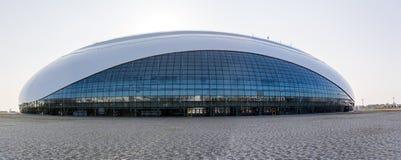 Den stora isslotten i Sochi Royaltyfri Fotografi