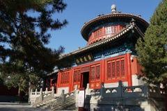den stora Klocka templet Arkivfoto