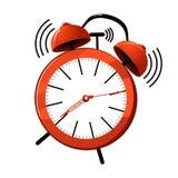 Den stora klockan ser till upp vaken Fotografering för Bildbyråer