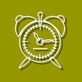 Den stora klockan ser till upp vaken Royaltyfria Foton