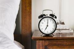 Den stora klockan ser till upp vaken Arkivbilder