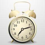 Den stora klockan ser till upp vaken Vektor Illustrationer