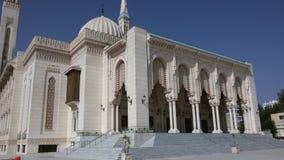 Den stora moskén av Constantine Arkivbilder