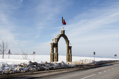 Den stora porten Royaltyfria Foton