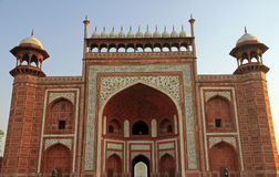 Den stora porten Royaltyfri Fotografi