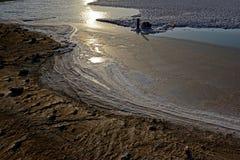 Den stora Rannen av Kutch Royaltyfria Foton