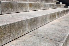 Den stora stenen kliver Royaltyfria Foton