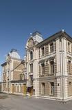 Den stora synagogan av Hrodna Arkivfoto