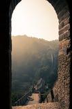 Den stora väggen Royaltyfri Foto