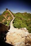 Den stora väggen av Kina Royaltyfria Foton