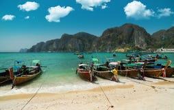Den storartade Phi Phi Islands Fotografering för Bildbyråer