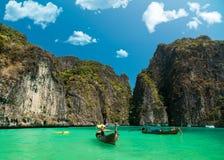 Den storartade Phi Phi Islands Arkivbild