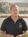 Den storslagna öppningen av gaselldalen parkerar i Jerusalem Royaltyfri Bild