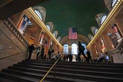 Den storslagna centralstationen Manhattan N.Y Royaltyfria Bilder