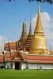 Den storslagna slotten av Bangkok Fotografering för Bildbyråer