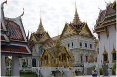 Den storslagna slotten, Bangkok fotografering för bildbyråer