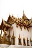 Den storslagna slotten - Bangkok Royaltyfria Bilder