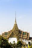 Den storslagna slotten - Bangkok Fotografering för Bildbyråer