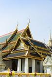 Den storslagna slotten - Bangkok Arkivfoton
