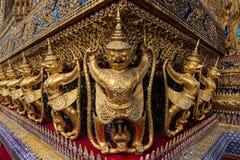 Den storslagna slotten i Bangkok Thailand Royaltyfri Bild