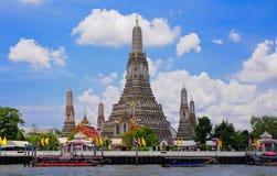 Den storslagna stupaen Royaltyfria Foton
