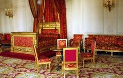 Den storslagna Trianon - Versailles arkivfoton