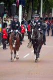 Den storstads- polischefen Royaltyfria Bilder