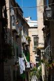 In den Straßen von Tropea Lizenzfreie Stockfotos