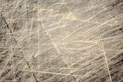 Den strimmiga texturen av väggarna Arkivfoto
