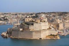 Beställa av St John i Malta Arkivbild