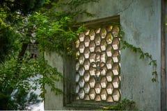 Den Suzhou piken parkerar Arkivfoto