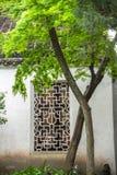 Den Suzhou piken parkerar Royaltyfria Foton