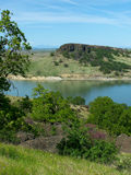 Svart Butte Lake Arkivbilder