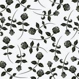 Den svart ron Arkivbild