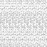 Den svarta abstrakta attraktionprydnaden vinkar den sömlösa illustrationen för modellbakgrundsvektorn royaltyfri illustrationer