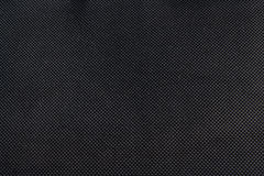 Den svarta kanfastexturen Fotografering för Bildbyråer