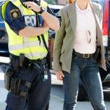 Den svenska polisen arkivfoto