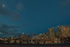 Den Sydney staden beskådar Fotografering för Bildbyråer