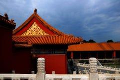 Den Taihe slotten Royaltyfri Fotografi