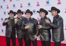 Den 16th årliga latinska Grammy Awards Royaltyfri Fotografi