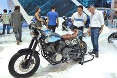 Den 35th Bangkok internationella motoriska showen arkivfoto
