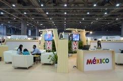 Den 11th Kina internationella SME-mässan Arkivbilder