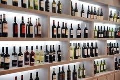 Wines Arkivfoton