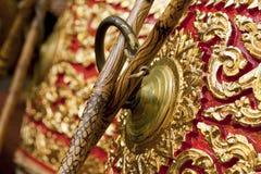 den thai valsen kopplar samman Royaltyfri Bild