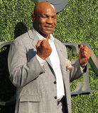 Den tidigare boxningmästaren Mike Tyson deltar i US Openöppningscermoni 2016 på USTA Billie Jean King National Tennis Center Fotografering för Bildbyråer