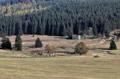 Den tidigare hlen för bosättningKönigsmà ¼ royaltyfria bilder