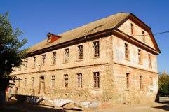 Den tidigare tyska kolonin i Volgograd Royaltyfri Bild